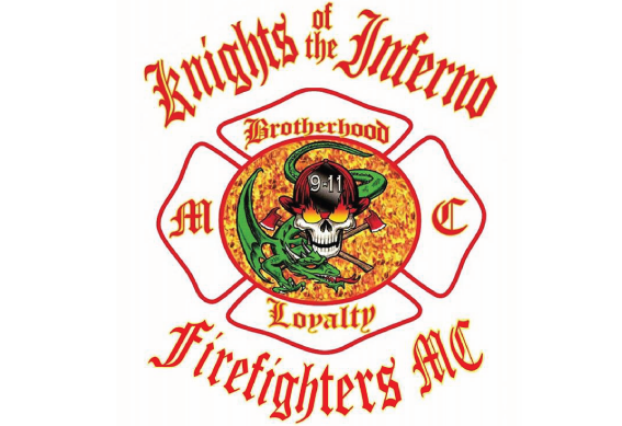 Knights of the Inferno International Firefighters Motorcycle Club Europe